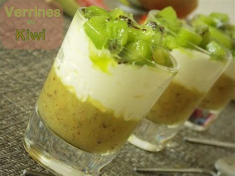 cuisine indienne facile verrines au kiwi facile dessert ramadhan 2013 le