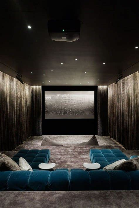 custom home theater   house wearefound home design