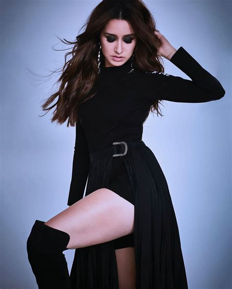 Shraddha Kapoor Latest Images - Totally Slays it in a ...