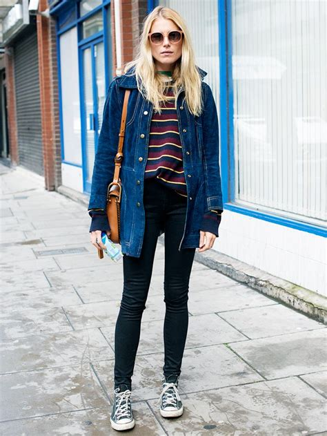 jeans  converse outfits   style   wear