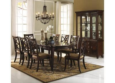 badcock langley dining table set for the home