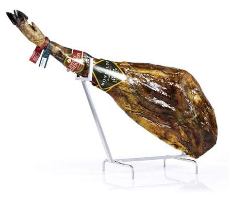 le jambon espagnol pata negra bellota est bon pour le cholest 233 rol