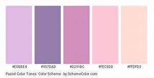 pastel color tones color scheme pastel schemecolor