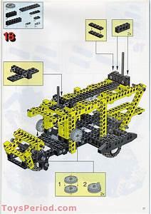 Lego 8062 Universal Set With Storage Case Set Parts