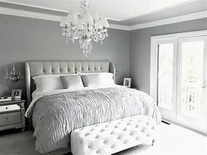 Gray, Decoration, For, Bedrooms, How, To, Look, Elegant, And, Warm