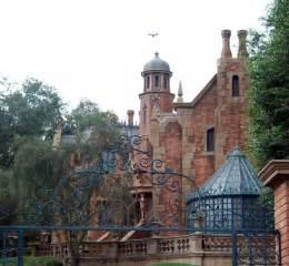 Haunted Mansion Disney World Magic Kingdom Rides
