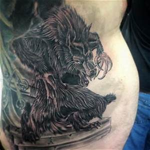 Images Of Good Wolf Bad Wolf Tattoo Golfclub