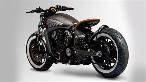 Bobber Motorcycle Wallpaper (62+ Images