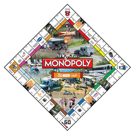 Find a great selection of caravan bulbs, leeds, converters & hardware for sale at go outdoors both instore & online. Caravan & Camping Monopoly - Winning Moves | Customised Games