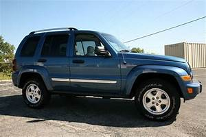 Sell Used 2005 Jeep Liberty Crd Limited Sport Utility 4