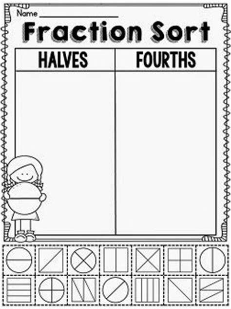fractions   grade fractions fraction activities