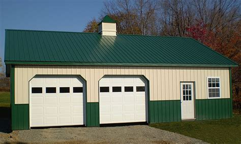30 by 40 pole barn 30 w x 40 l x 10 h id 032 approximate cost