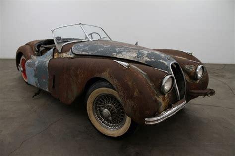 1952 Jaguar Xk120 Roadster  Beverly Hills Car Club