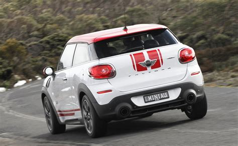 Mini JCW Paceman Review | CarAdvice
