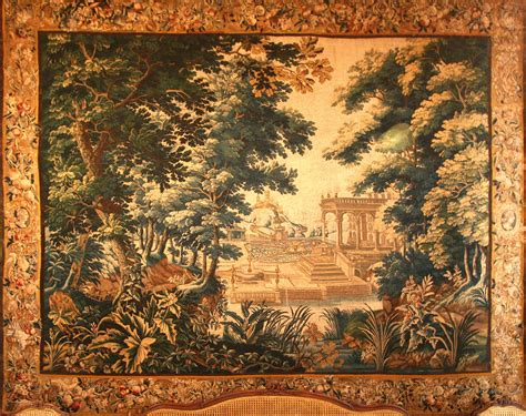 Tapisserie Paysage Exotique by Mus 233 E Grobet Labadi 233
