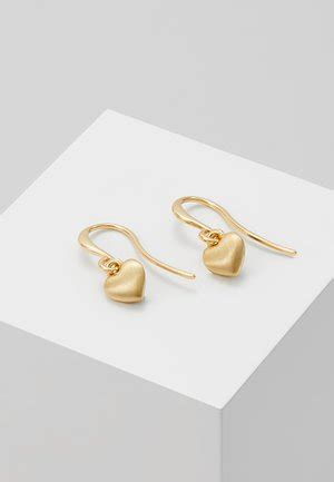 maria black globo ear cuff oorbellen gold coloured zalandonl