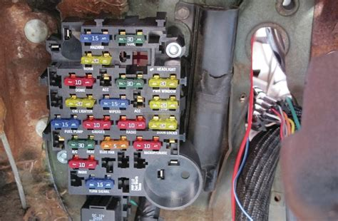 painless wiring kit a quot painless quot rewire