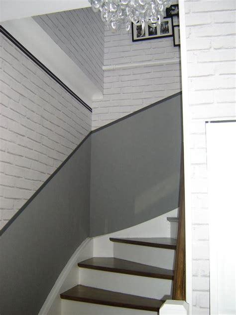 idee deco montee escalier la mont 233 e d escalier photo 5 9 3497904