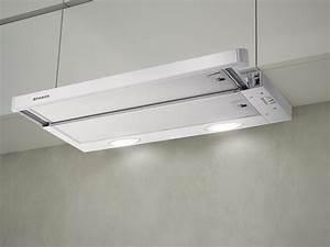 Montage Hotte Tiroir : hotte tiroir encastrable en fer flexa ligne classic by faber ~ Premium-room.com Idées de Décoration