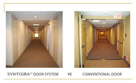 front door curtains cross corridor doors door systems