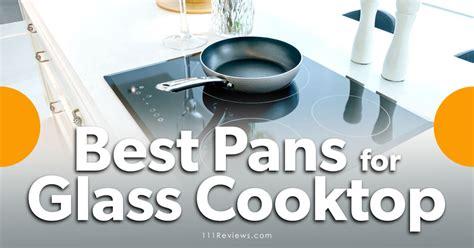 pans glass cooktop