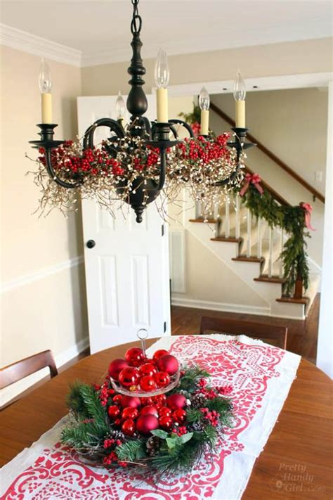 christmas decorating ideas  pendant lights