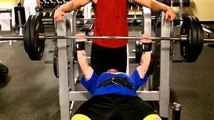 Bench Press 275 Lbs For 10 Reps   187 Lbs Body Weight