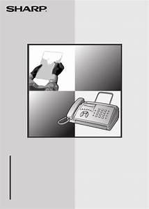 Download Sharp Fax Machine Fo