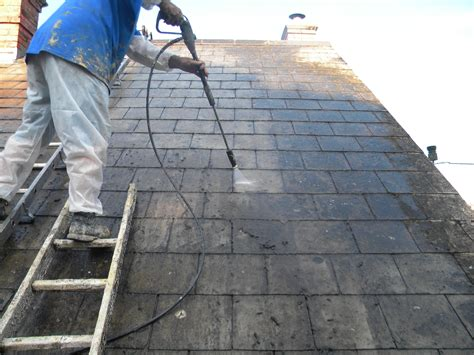 roof  exterior wall repairs