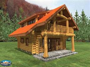 HD wallpapers alaska built log homes
