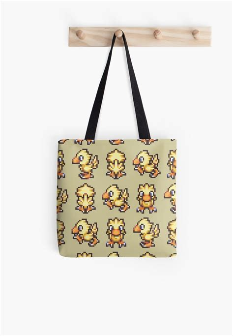 We have an extensive collection of amazing background images carefully chosen by our. Cute Yellow Chocobo - Final Fantasy | Tote Bag | Etsy handmade, Bags, Handmade