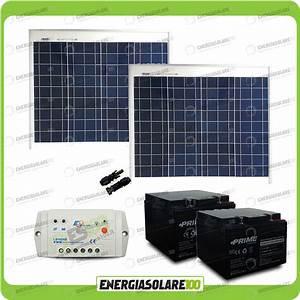 Portail Electrique Solaire : kit portail solaire lectrique 100w 24v panneaux ~ Edinachiropracticcenter.com Idées de Décoration