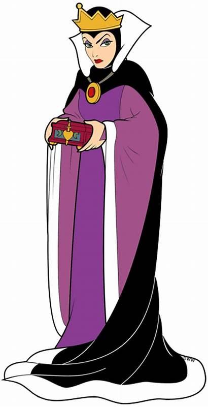 Queen Evil Witch Clip Huntsman Disneyclips Snow