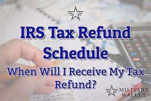 Federal Tax Return Cycle Chart 2018 Irs Tax Refund Schedule Direct Deposit Dates 2017
