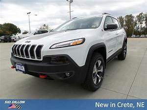 Jeep Cherokee 2018 : new 2018 jeep cherokee trailhawk suv in crete 6d1517 sid dillon auto group ~ Medecine-chirurgie-esthetiques.com Avis de Voitures