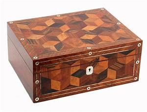 Bleasdales Ltd Sewing Boxes