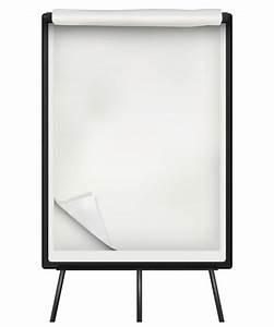 Flip Chart Paper Vector