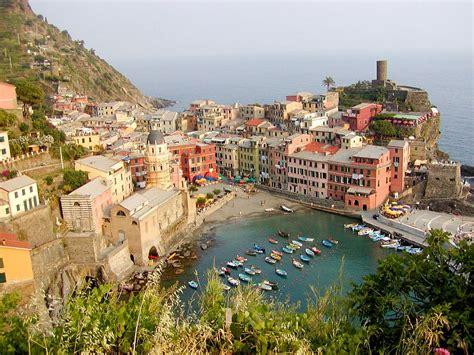 Vernazza Cinque Terre And The Italian Riviera Living In