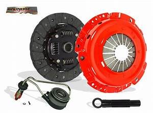 Bahnhof Stage 1 Clutch With Slave Kit Fits Chevy Cavalier