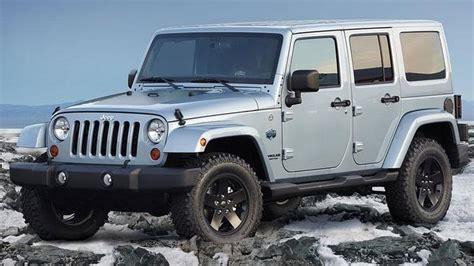 Jeep Wrangler Artic, Para Inconformistas