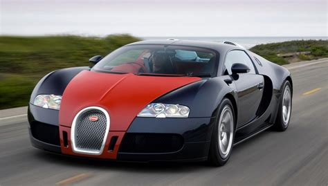 Top 10 Fastest Cars in the World - PEI Magazine