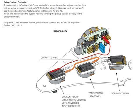 Emg Wiring Confusion