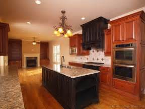 cherry kitchen islands cherry color kitchen cabinets and isles best home decoration world class