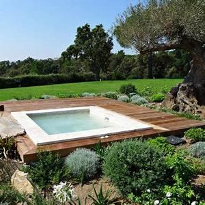 17 meilleures idees a propos de mini piscine sur pinterest With plan de bassin de jardin 17 piscine haricot