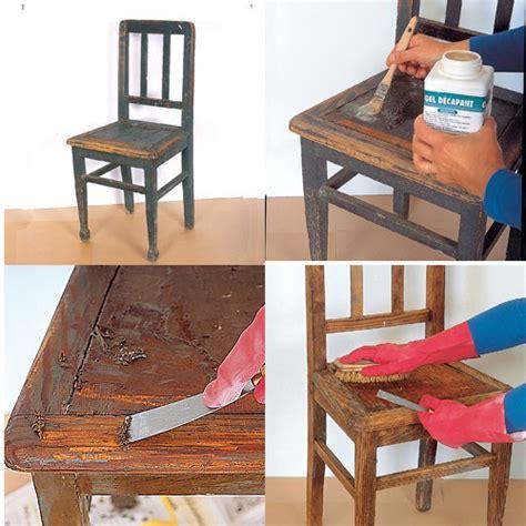 renover une chaise comment rénover de vieilles chaises bricobistro