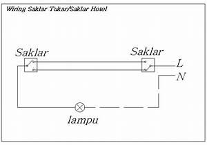 Wiring Diagram Saklar Hotel
