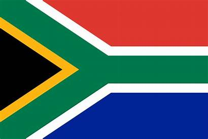 Flag South Africa Printable African Pdf Neocoloring