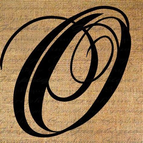 items similar  monogram initial letter  digital collage sheet burlap digital