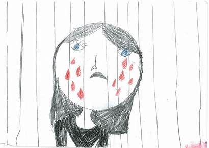Child Detention Children Drawing Drawings Immigration Human