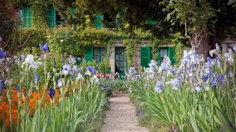 jardin de claude monet a giverny i am too cowardly to